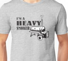 I'm a Heavy Smoker Unisex T-Shirt