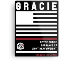 Royce Gracie - Fight Camp Collection Metal Print