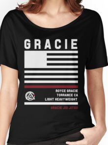 Royce Gracie - Fight Camp Collection Women's Relaxed Fit T-Shirt