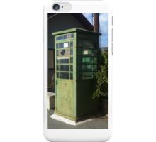 CALL BOX.. iPhone Case/Skin