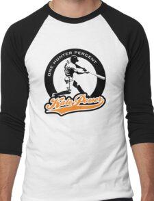 Kale Power Men's Baseball ¾ T-Shirt