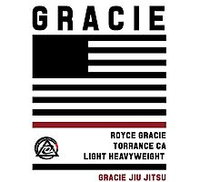 Royce Gracie - Fight Camp Collection Photographic Print