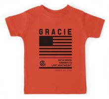 Royce Gracie - Fight Camp Collection Kids Tee