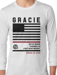 Royce Gracie - Fight Camp Collection Long Sleeve T-Shirt