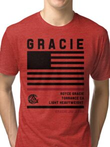 Royce Gracie - Fight Camp Collection Tri-blend T-Shirt