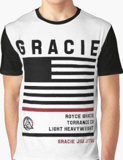 Royce Gracie - Fight Camp Collection Graphic T-Shirt