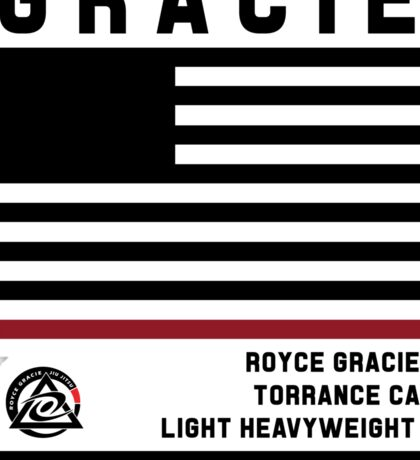 Royce Gracie - Fight Camp Collection Sticker