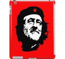 CORBYN, Comrade Corbyn, Leader, Labour Party, Politics, Black on RED iPad Case/Skin