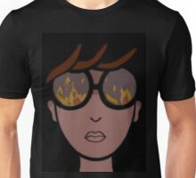 Daria Morgendorffer - Let it burn! Unisex T-Shirt