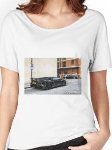 Lamborghini Aventador LP750-4 SV Roadster  Women's Relaxed Fit T-Shirt