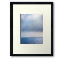 Coastal #10 Framed Print