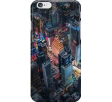 Times Square Nightlife iPhone Case/Skin