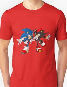 sonic and shadow T-Shirt