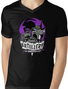 Double Trouble Ammo Mens V-Neck T-Shirt
