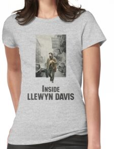 Inside Llewyn Davis Womens Fitted T-Shirt