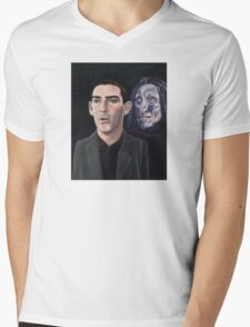 I hope that I never see that face, ever, outside of a dream Mens V-Neck T-Shirt