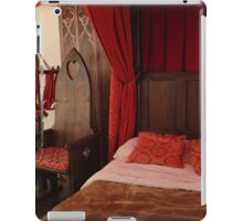 Medieval Glamping Tent iPad Case/Skin