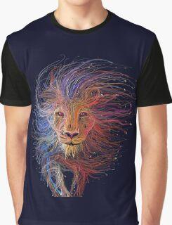 Lion cap Graphic T-Shirt