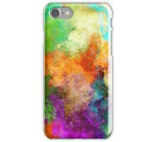 Mobile skin - Abstract art mother earth iPhone Case/Skin