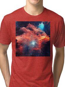 Abstract 03 Tri-blend T-Shirt