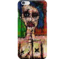 All pain internal externalised iPhone Case/Skin
