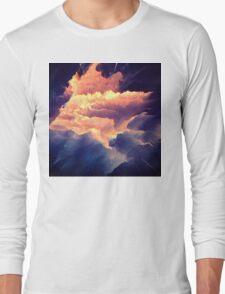 Abstract 12 Long Sleeve T-Shirt