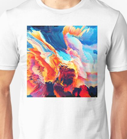 Abstract 09 Unisex T-Shirt