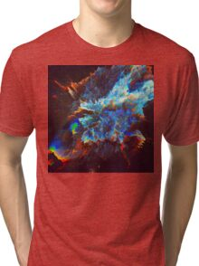 Abstract 04 Tri-blend T-Shirt