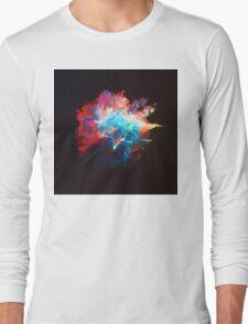 Abstract 31 Long Sleeve T-Shirt