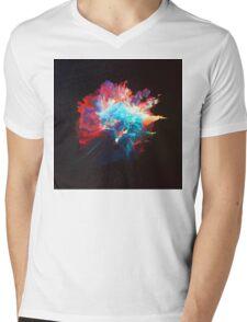 Abstract 31 Mens V-Neck T-Shirt
