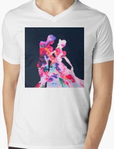 Abstract 29 Mens V-Neck T-Shirt