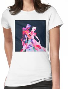 Abstract 29 Womens Fitted T-Shirt