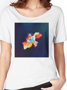 Abstract 21 Women's Relaxed Fit T-Shirt