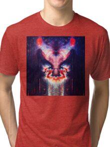 Abstract 19 Tri-blend T-Shirt