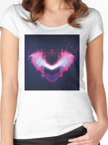 Abstract 16 Women's Fitted Scoop T-Shirt