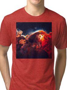 Abstract 18 Tri-blend T-Shirt