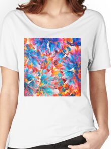 Abstract 33 Women's Relaxed Fit T-Shirt