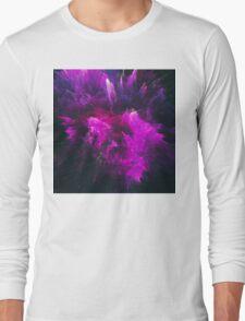 Abstract 13 Long Sleeve T-Shirt