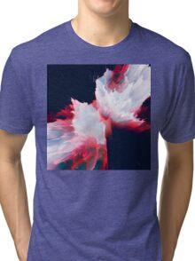 Abstract 14 Tri-blend T-Shirt
