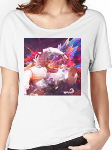 Abstract 35 Women's Relaxed Fit T-Shirt