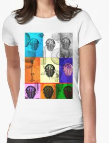 Fossils Womens Fitted T-Shirt
