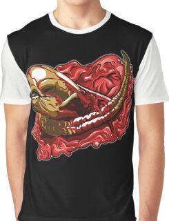 Chestburster B Graphic T-Shirt