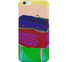 Hangers in a Basket iPhone Case/Skin