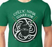 Celtic ninja warrior Unisex T-Shirt