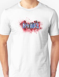New York Graffiti Design Unisex T-Shirt