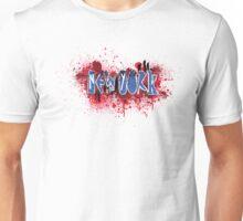 New York Graffiti Design Unisex T-Shirt