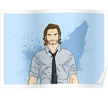 The Big Bad Bigby Wolf Poster