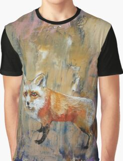 The Fox Graphic T-Shirt