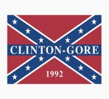 Clinton Gore 1992 Kids Tee