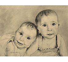 Sisterly Love Photographic Print